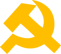 Hammer And Sickle Symbol Yellow Hammer And Sickle Symbol Logo Sickle