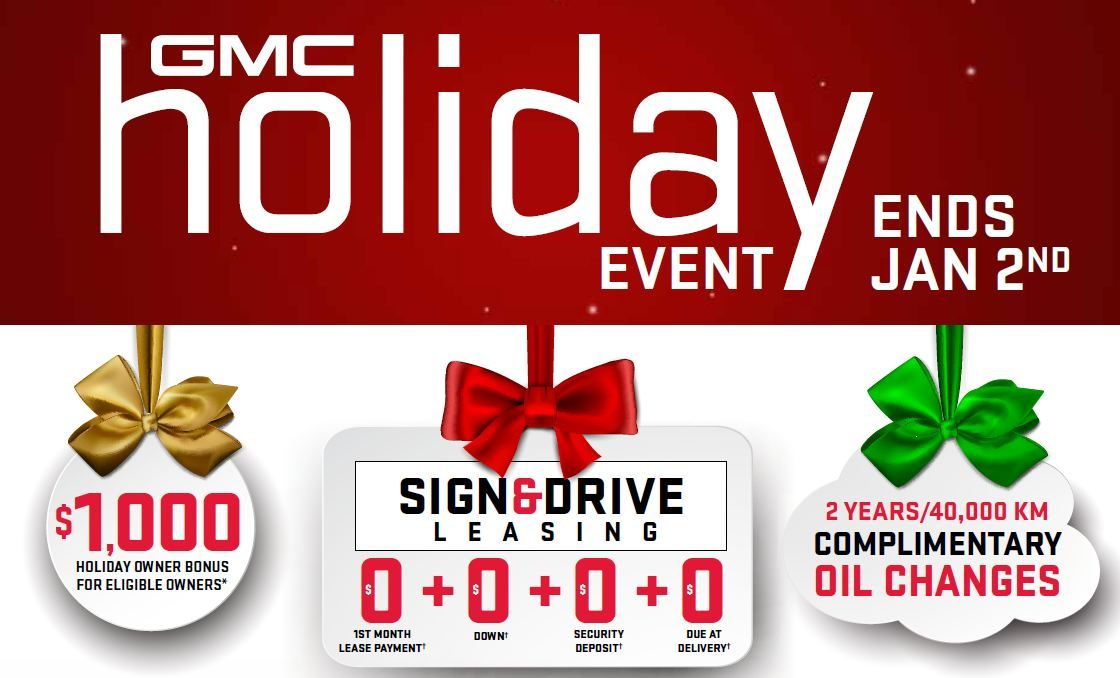Stop In For Your Holiday Savings Only Until Jan 2 Holiday