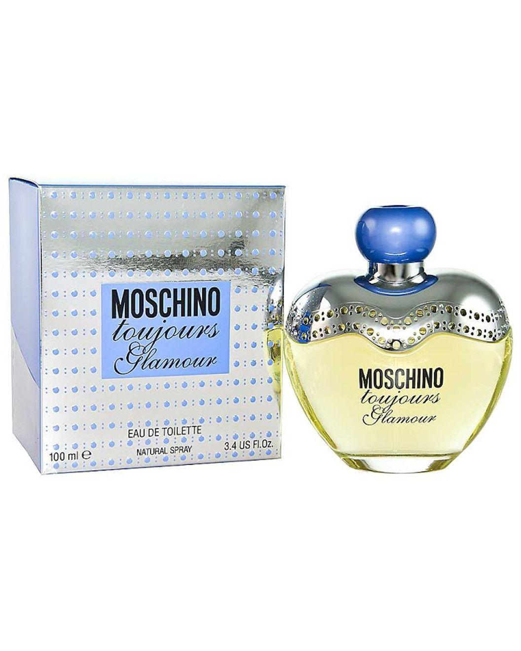 Spotted this Moschino Toujours Glamour 3.4oz Eau de Toilette Spray on Rue La La. Shop (quickly!).