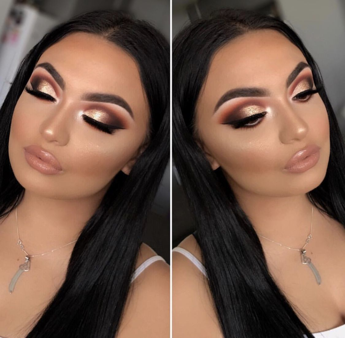 Pinterest Stylishvein Makeup Glam Fashion Beauty Fancy Makeup Makeup Looks Eye Makeup