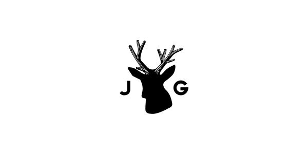60 Logos / 2013 by Jorgen Grotdal, via Behance