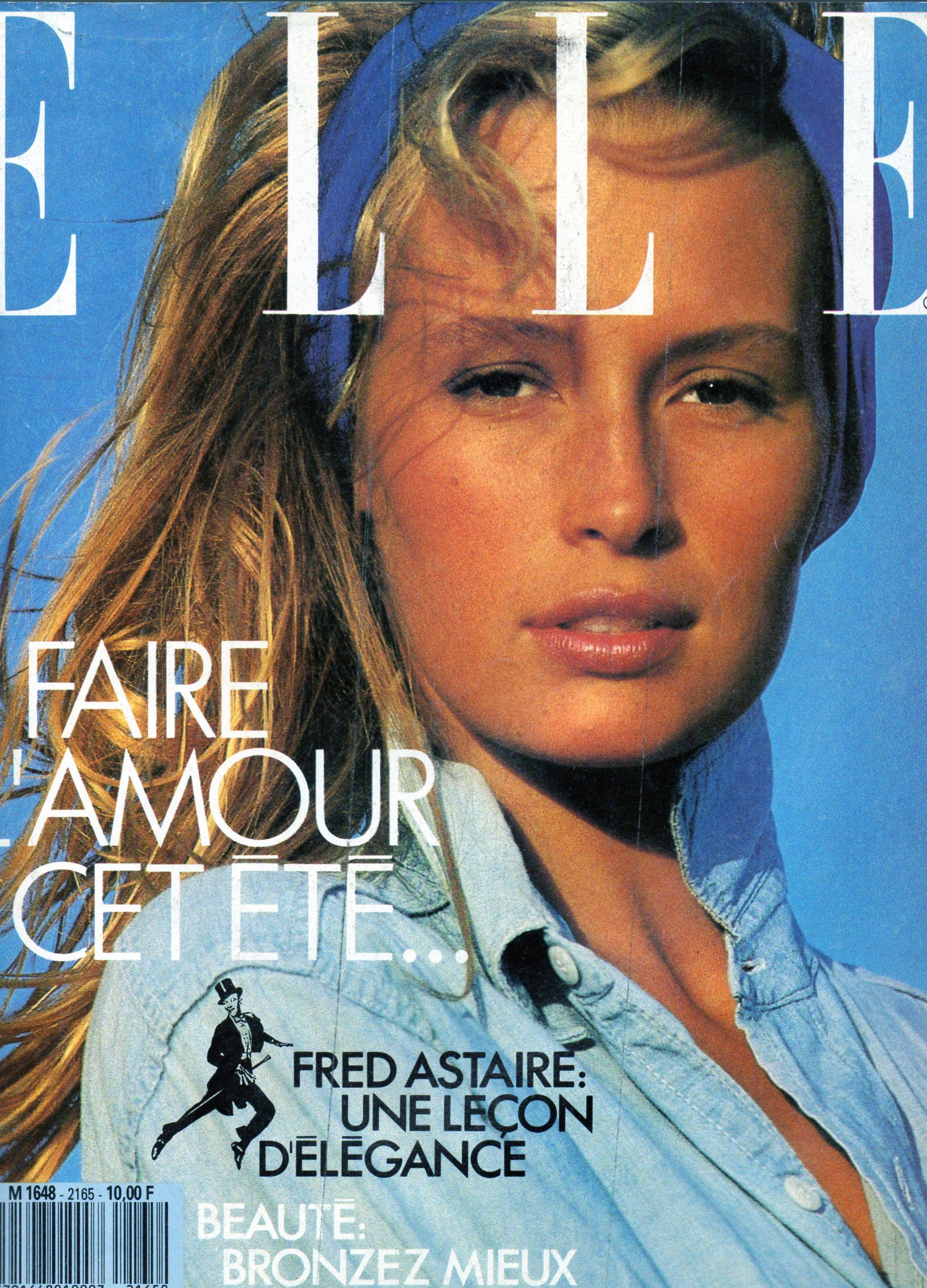 Estelle Lefebure | Estelle Lefebure | Elle Magazine ...