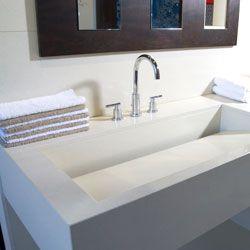 bänkskiva badrum komposit