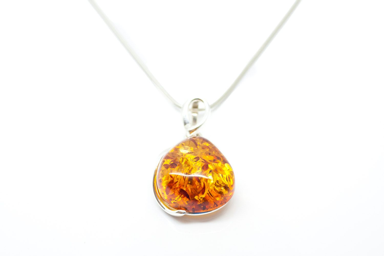 Beautiful Amber pendant