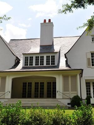 Swoop Dormer And Roof Line House Exterior House Roof Exterior Design