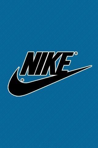In Blue Adidas Logo Wallpapers Nike Logo Wallpapers Nike Wallpaper Blue wallpaper nike sign