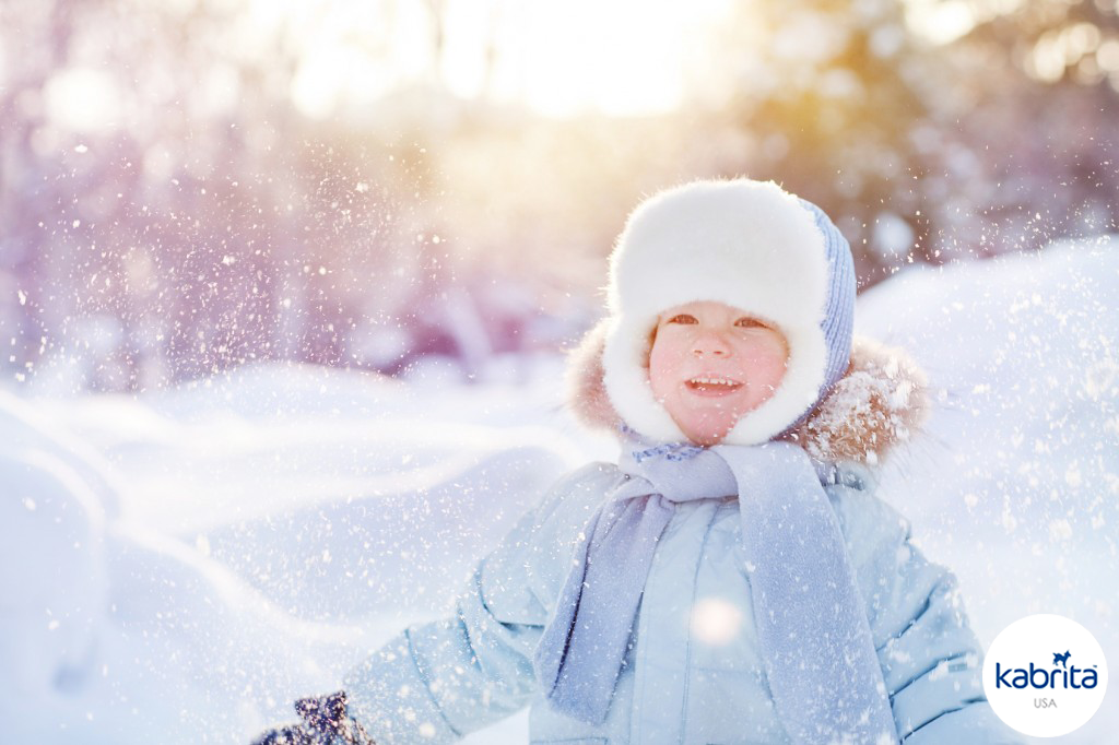 Winter often calls for cuddles and comfort food, and physical activity isn't always top of mind. Here are some ways to help keep your family active when it's cold outside!