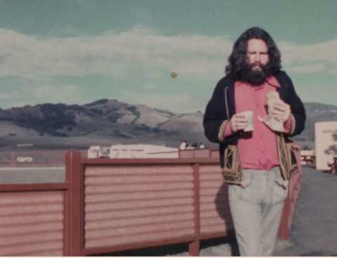 Jim Morrison From The Doors Rare Collection