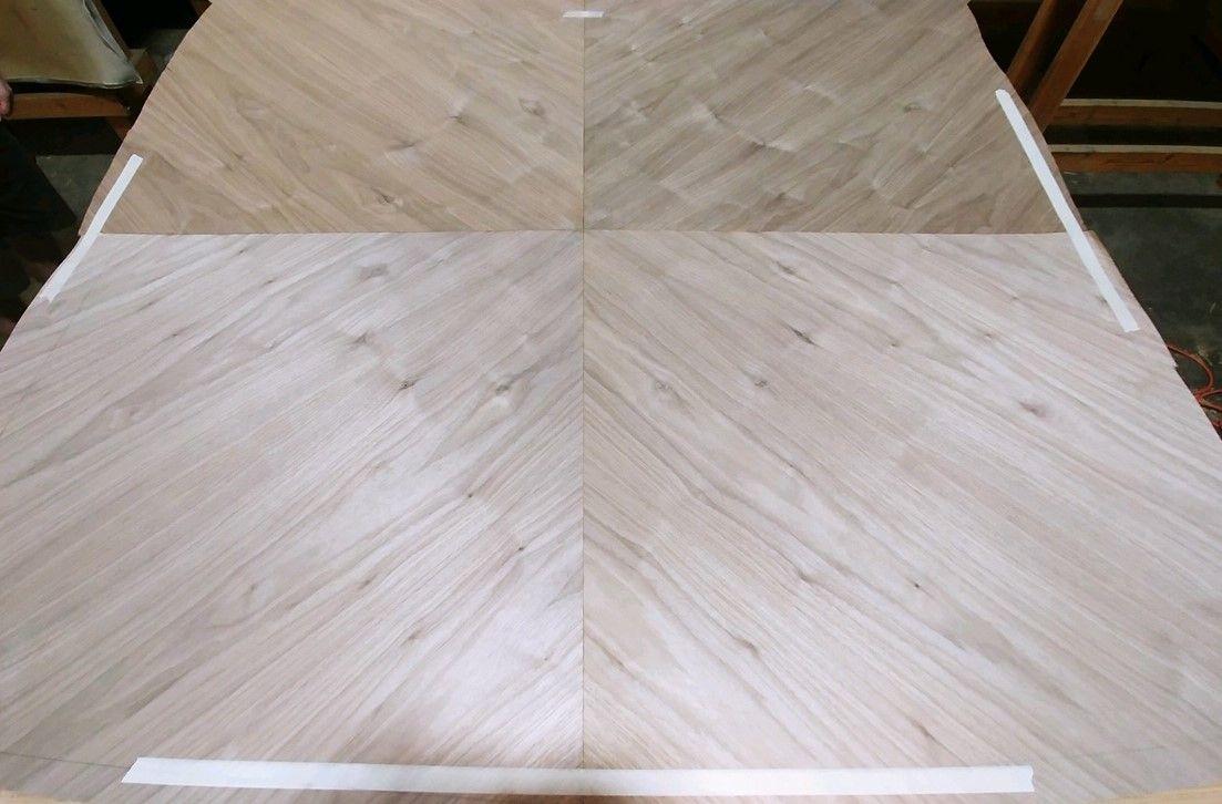 Artisan Thick 1 16 Reverse Diamond Veneer In 2020 Wood Veneer Sheets Wood Veneer Veneer Plywood