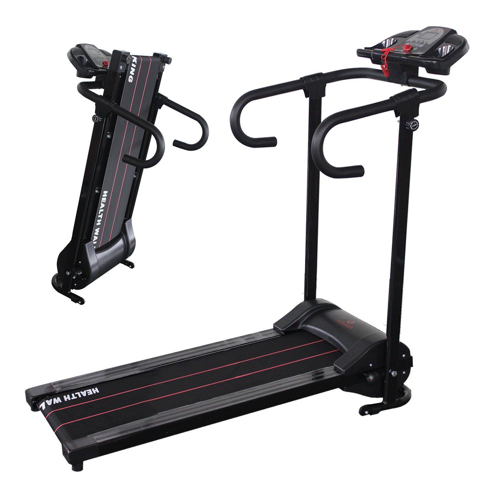 Portable 500W Folding Electric Motorized Treadmill Running ...