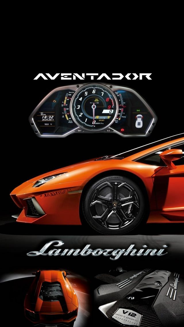 Lamborghini Iphone S Wallpapers Iphone Wallpapers Ipad