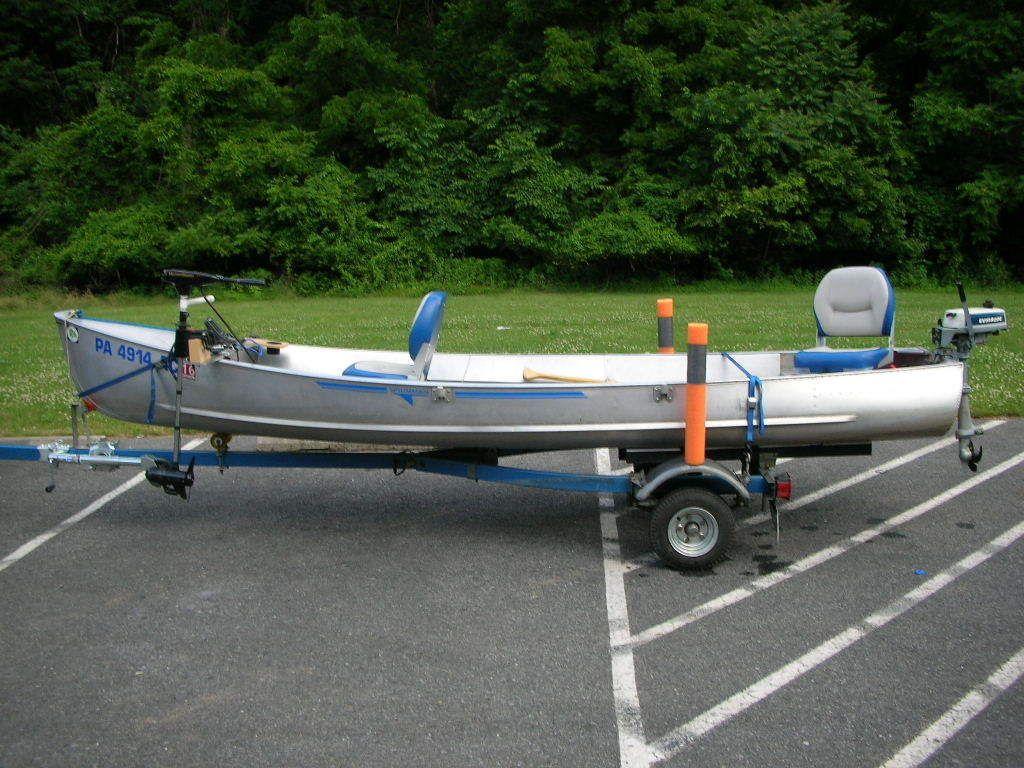 Grumman Sport Boat 1983 for sale for $1,500 | Watercraft