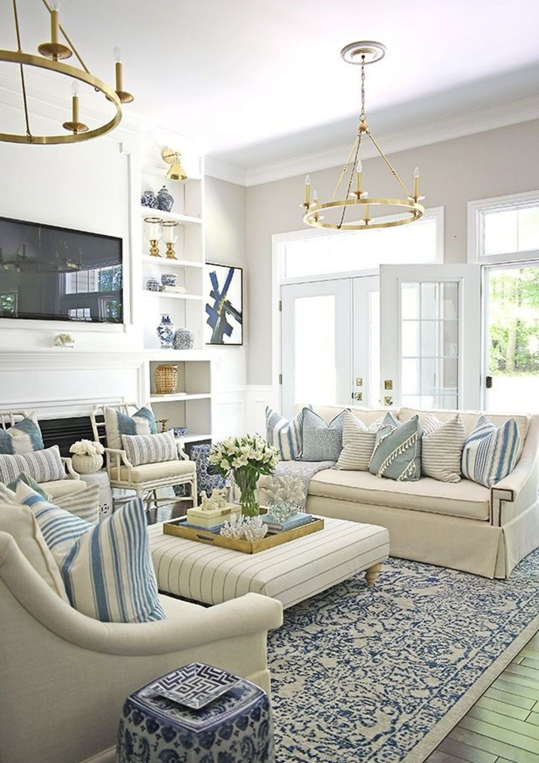 9 Cozy Summer Living Room Decorating Ideas for You to See