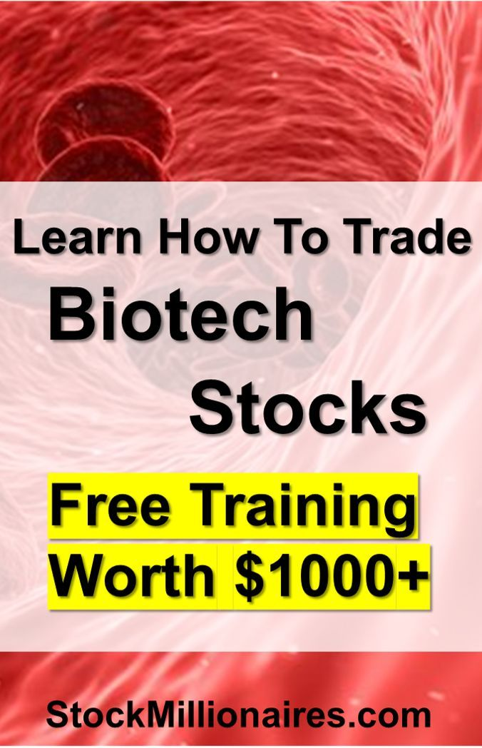 How to find the best biotech stocks free biotech trading webinar the best biotech stocks can make you a fortune if you know how to trade them fandeluxe Choice Image