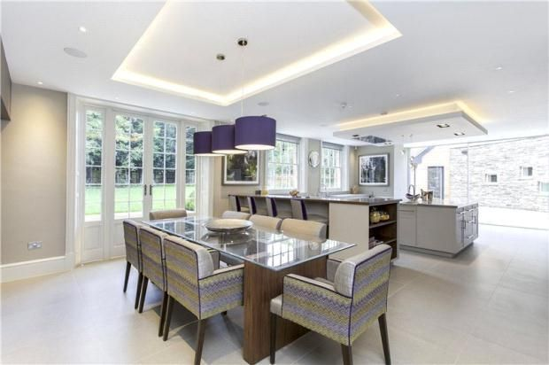 Detached New House For Sale In Warren Cutting Kingston Upon Thames KT2