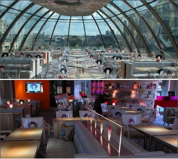 Where to go out in Paris: Best Parisian Clubs | Philippe starck ...