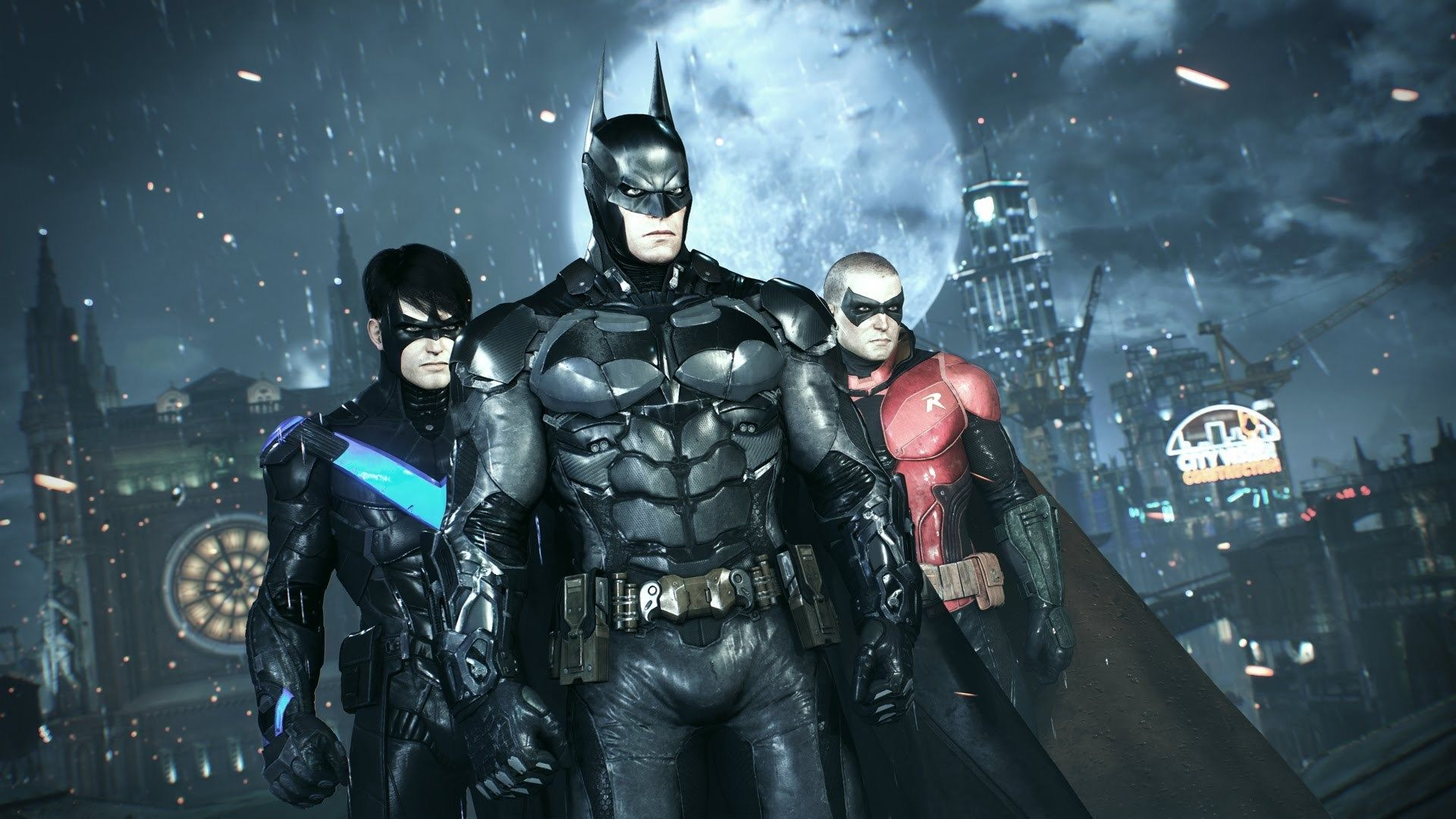Hd Wallpaper Batman Arkham Knight Batman Arkham Knight Batman