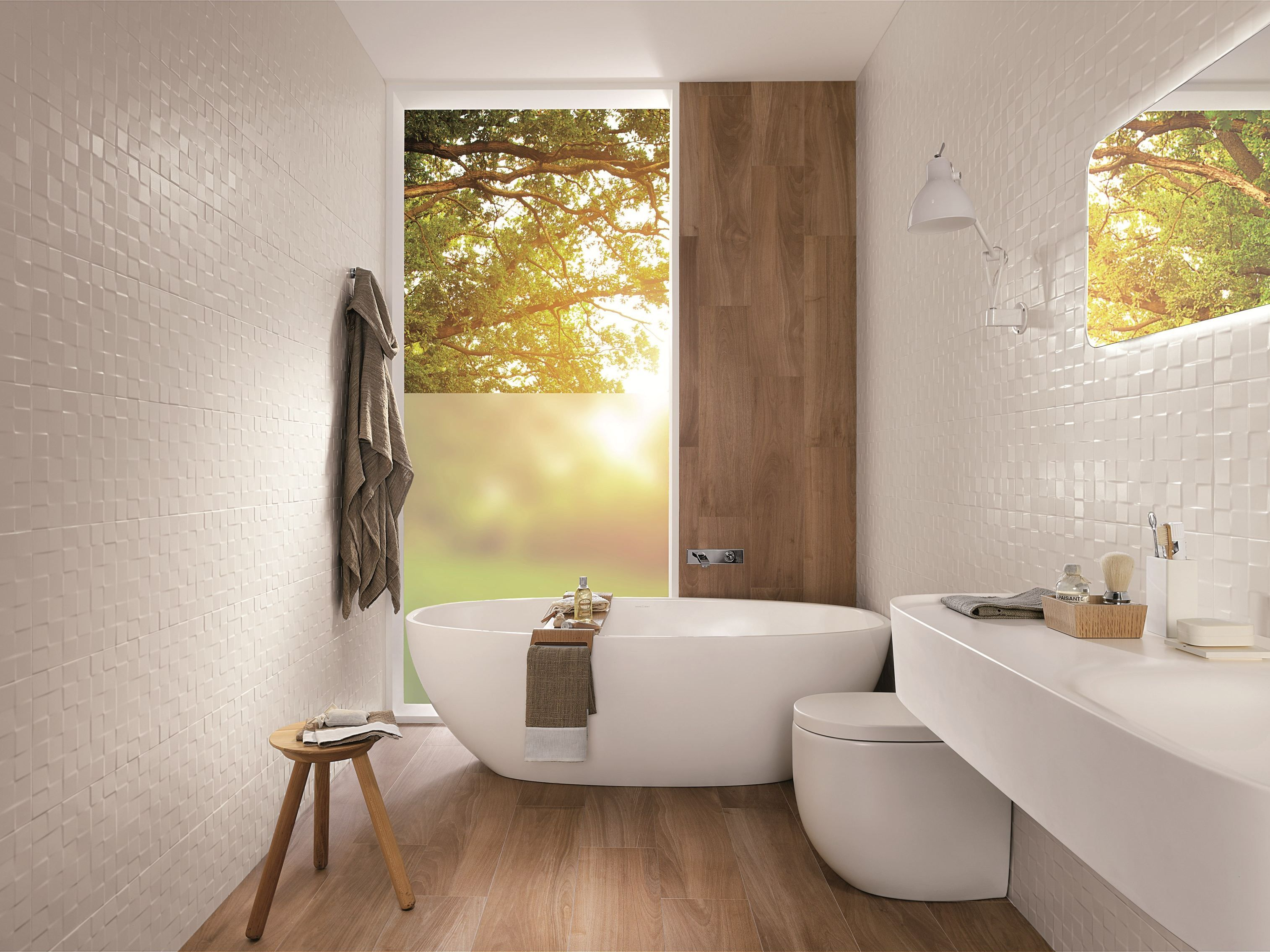 indoor white paste wall tiles lumina by fap ceramiche tiles