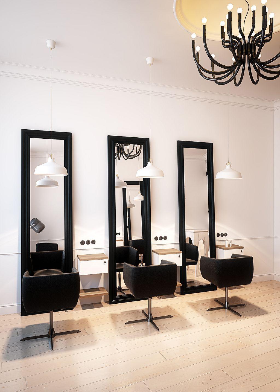 Beauty Salon Interior Design Ideas (45) Salon