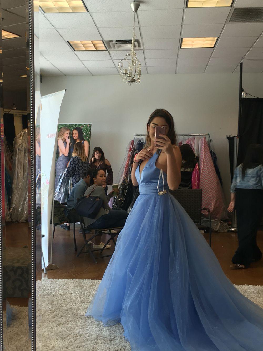 Sherri Hill Halter Periwinkle Prom Dress Periwinkle Prom Dress Sherri Hill Prom Dresses Periwinkle Dress [ 1334 x 1000 Pixel ]