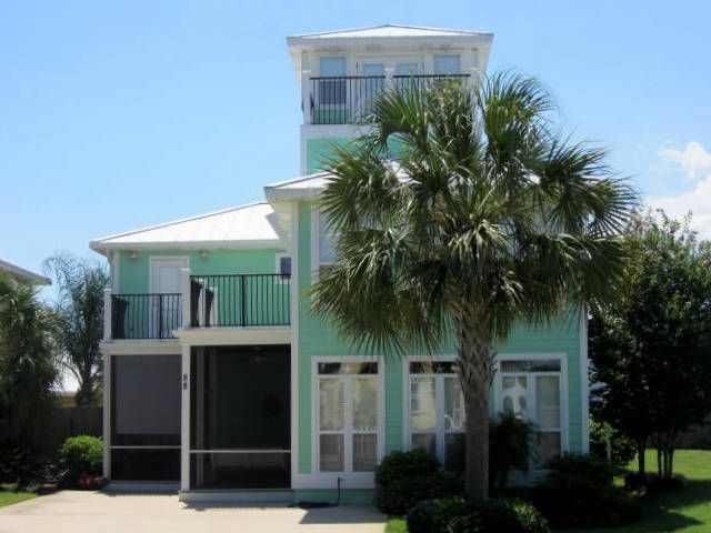 Beach Cottage @ Crystal Beach in Destin Florida