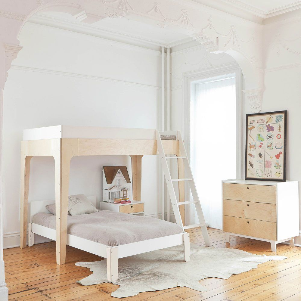 Twin loft bed craigslist  Oeuf NY  Juniorbed Bunk bed Perch  walnut