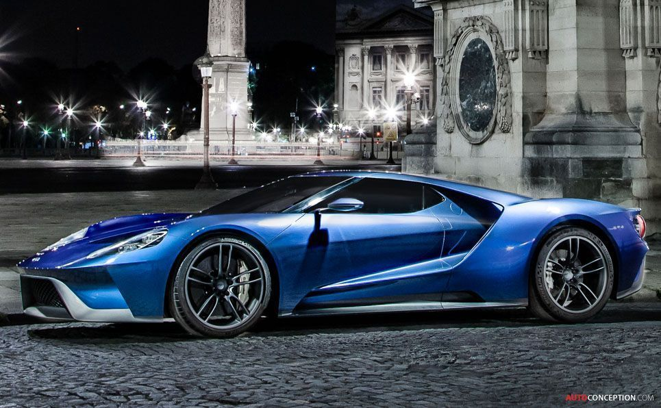 New Ford Gt Becomes Fastest Production Ford Ever Fordgt