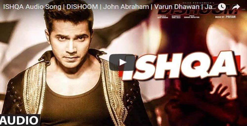 Ishqa Audio Song Bollywood News Pinterest Audio Songs John