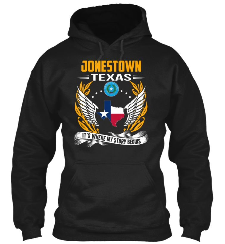 Jonestown, Texas - My Story Begins