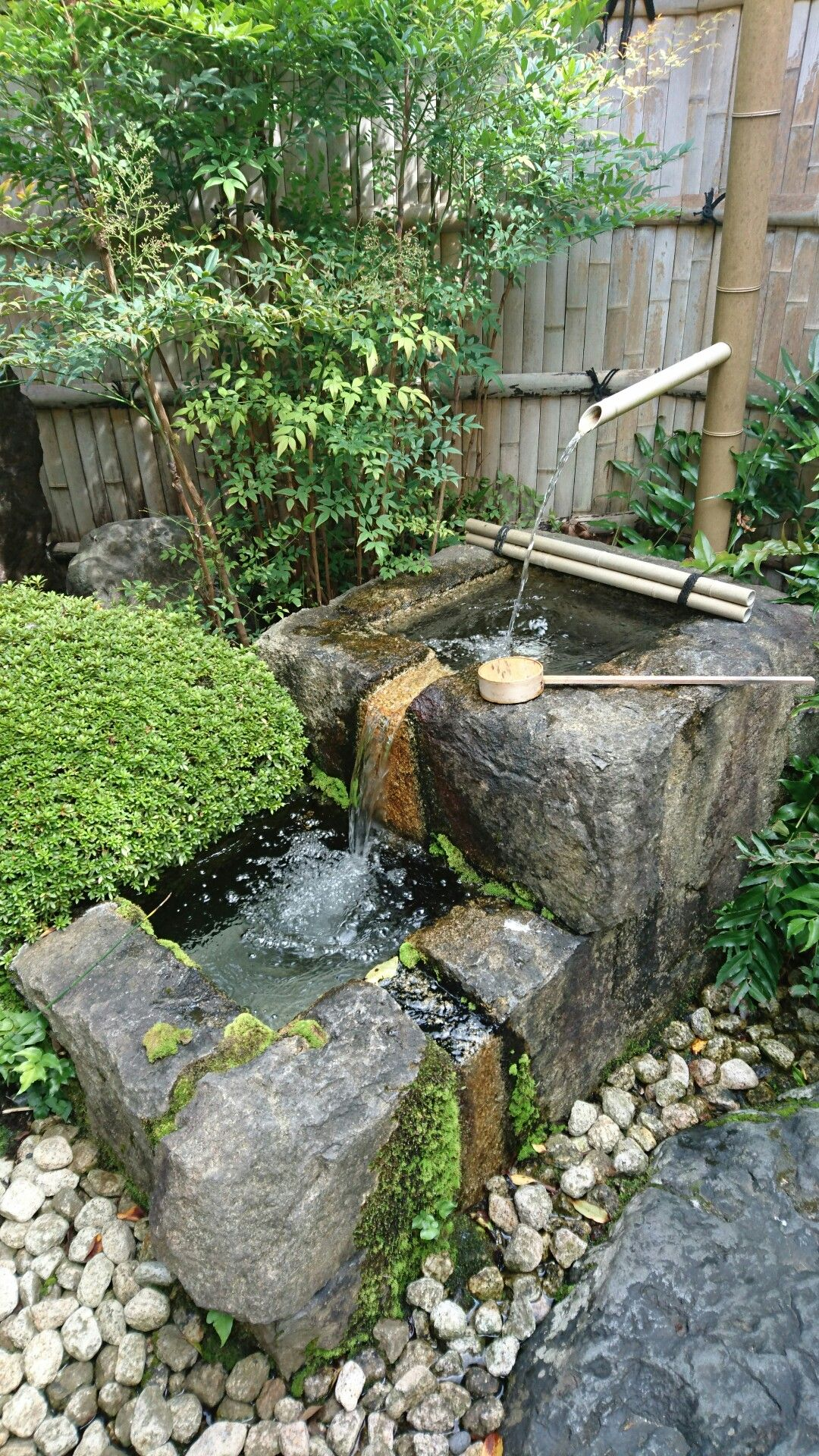 garden custom llc barrick water sons center county portfolio ponds maryland features in frederick for