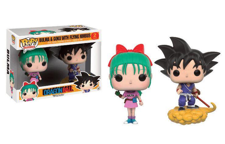 Dragon Ball Bulma Pop Vinyl Figure New in stock