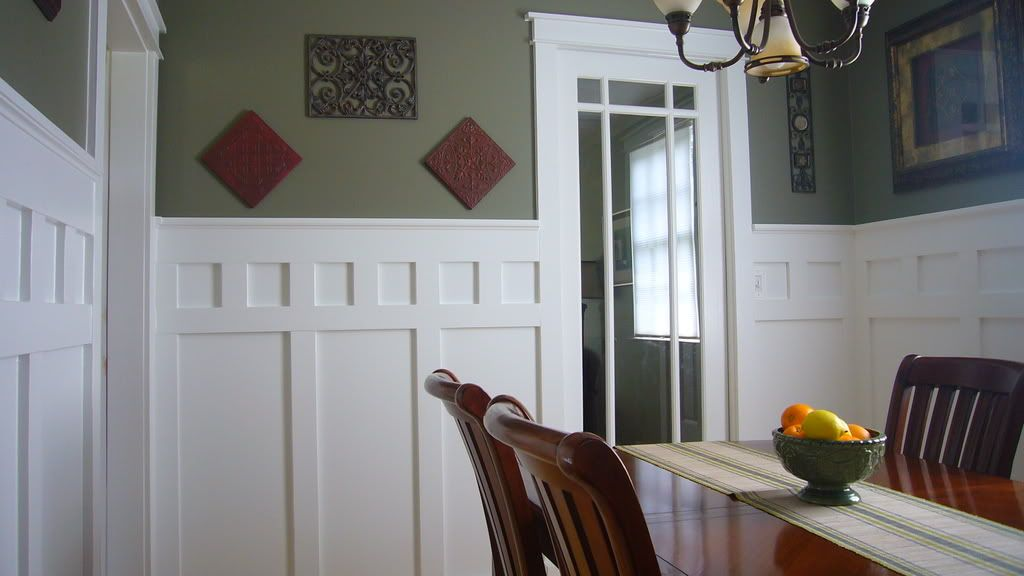 Tall Wainscoting Pictures Opinions And Info Please