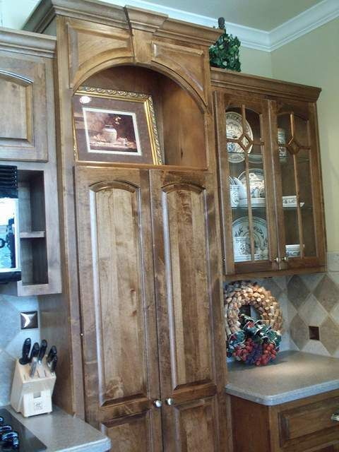 Or Don 39 T Have Corner Pantry Doors But Instead Have