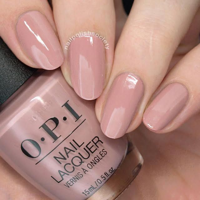 OPI Peru Fall/Winter 2018 Collection