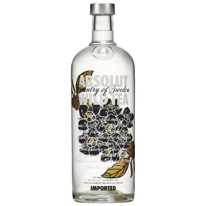 Absolut Wild Tea 40% 0,7L #vodka #absolut