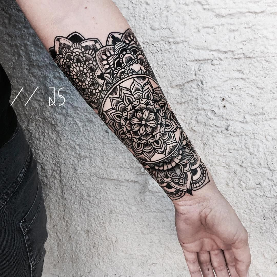 Tattooswomenfoot In 2020 Forearm Cover Up Tattoos Mandala Tattoo Sleeve Tattoos For Guys