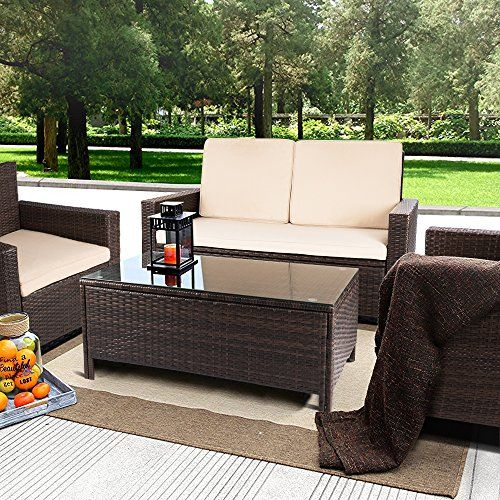 devoko porch patio furniture set