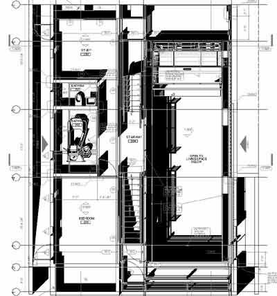 Wes jones architectural drawings pinterest for Jones architecture
