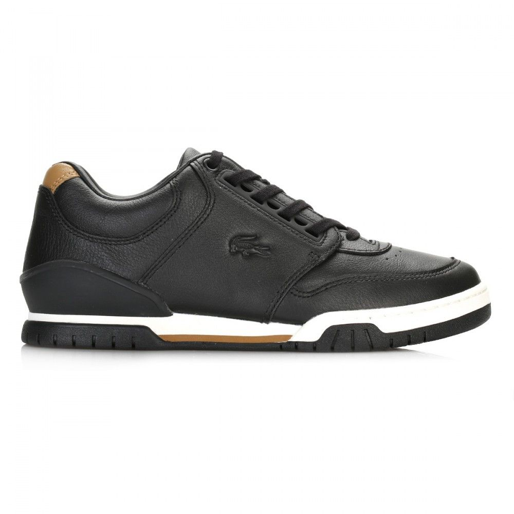 Lacoste Mens Black Indiana 416 1 CAM Trainers 7-32CAM0027024 | TOWER London  #lacoste