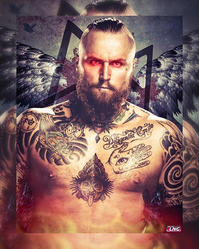 L N G On Instagram Aleister Black The End Wwe Aleisterblack Tommyend Nxt Wwenxt Wwenetwork Johncena Wwelive Wwelive Pro Wrestling Njpw John Cena