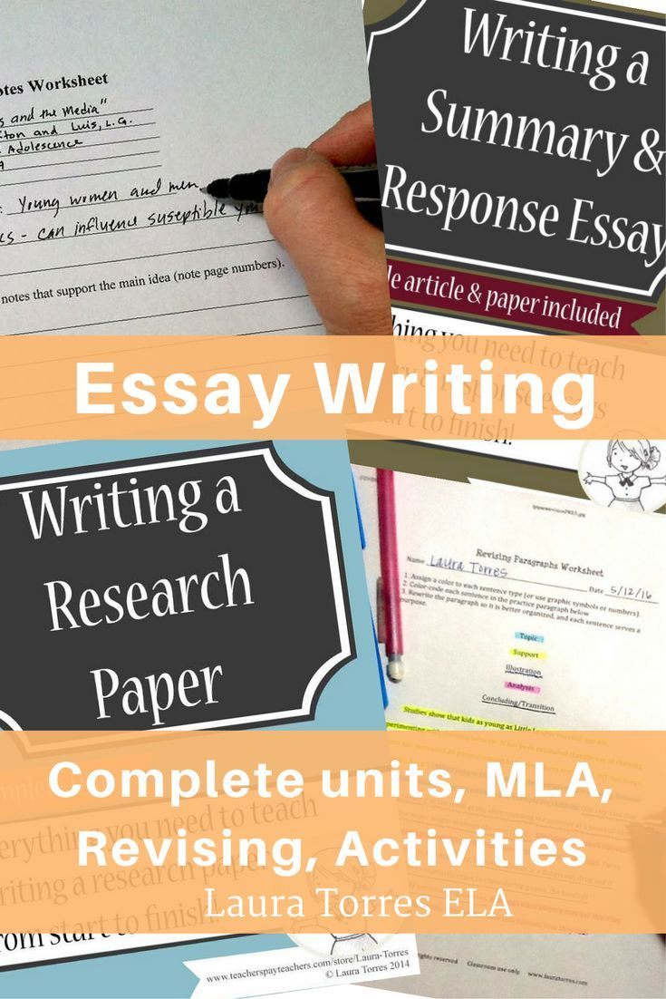 essay writing resources for the secondary classroom  essay writing resources for the secondary classroom