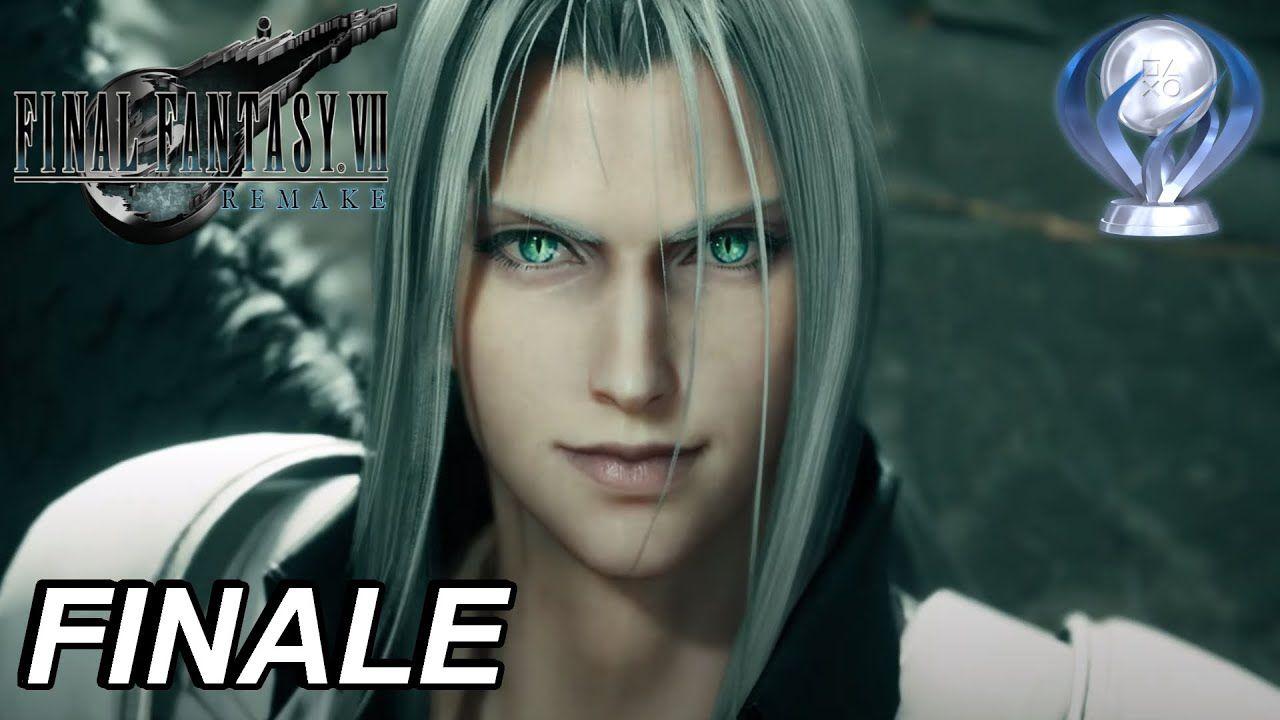 Pin on Final Fantasy VII Remake