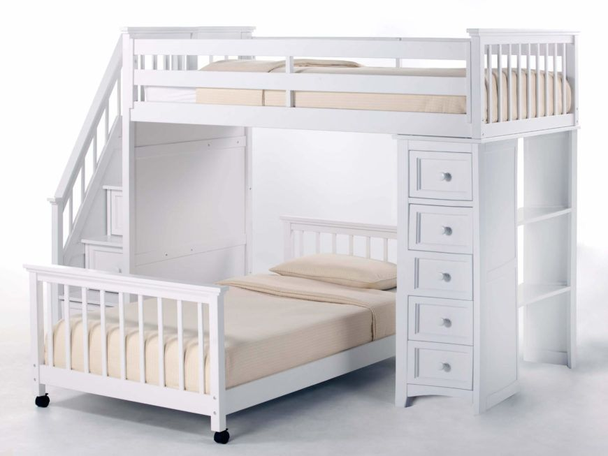 24 Designs Of Bunk Beds With Steps Kids Love These Bunk Beds