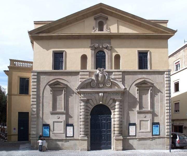 Pesaro - Teatro Rossini | Teatro de opera, Ópera, Lirica