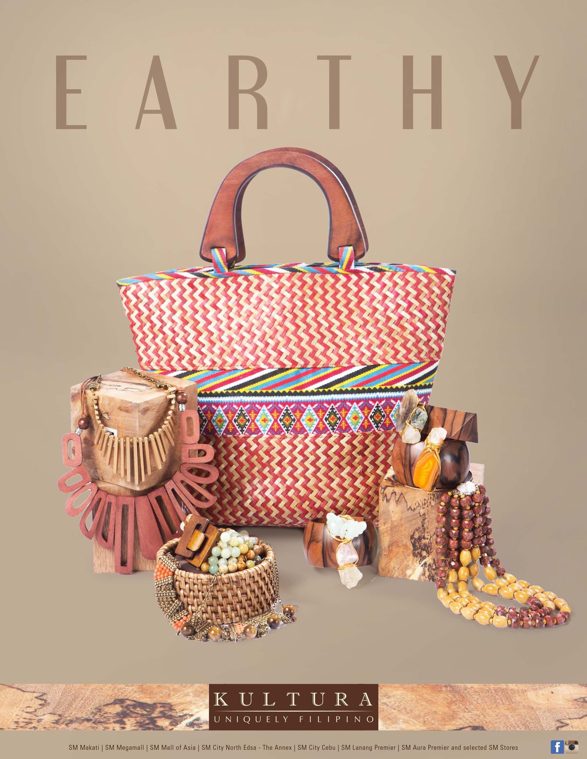 Accessories from Kultura | Filipiniana | Pinterest | Fashion