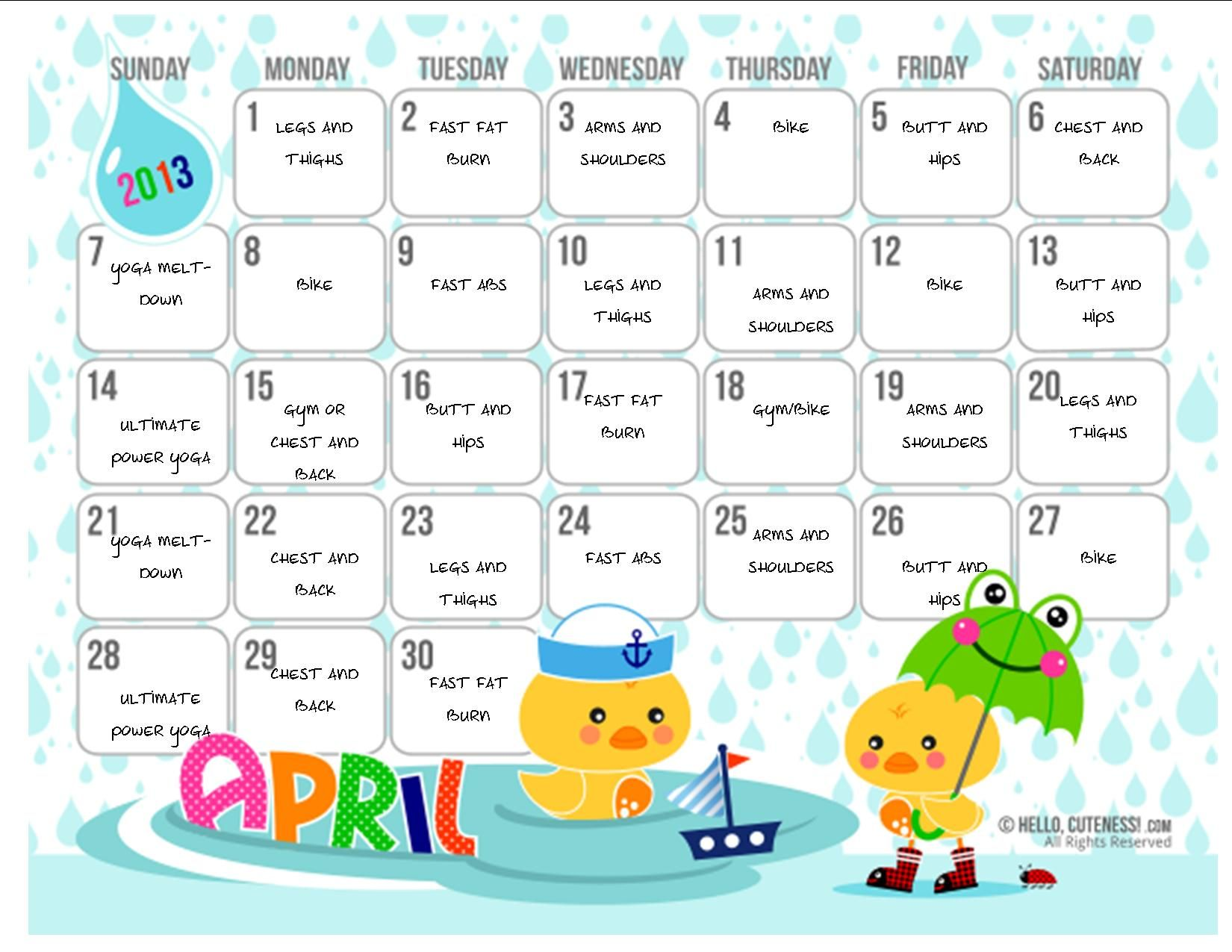 How To Customize Cute Calendars With Microsoft Publisher Back