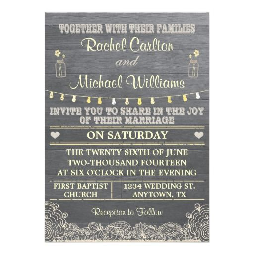 Discount DealsRustic Mason Jar Wedding Invitationlowest price for you. In addition you can compare price with another store and read helpful reviews. Buy