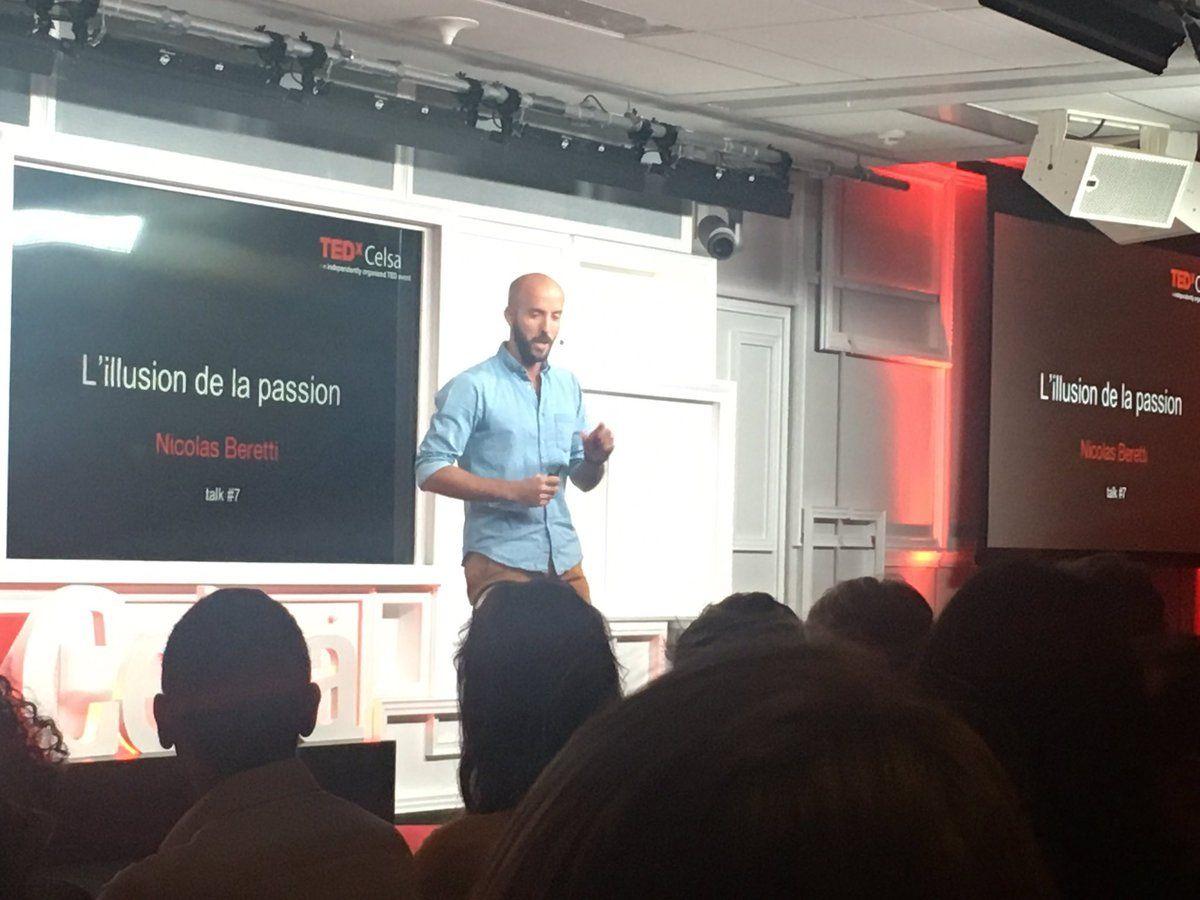 Nicolas BERETTI, Speaker TEDxCelsa 2016   @NicolasBeretti    @TEDxCelsa (@TEDxCelsa)   Twitter   29 septembre 2016 @GoogleParis  