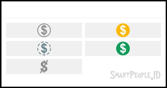 Keterangan Warna Logo Dollar Pada Status Monetisasi Facebook Belajar Pemasaran Digital