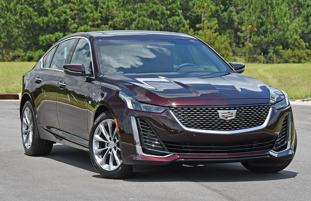 44++ Cadillac ct5 luxury Free